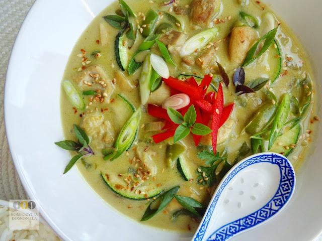 zielone curry najlepsze najsmaczniejsze