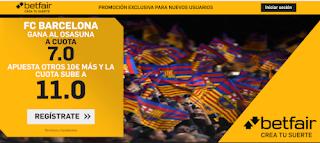 betfair supercuota liga Barcelona gana Osasuna 16 julio 2020