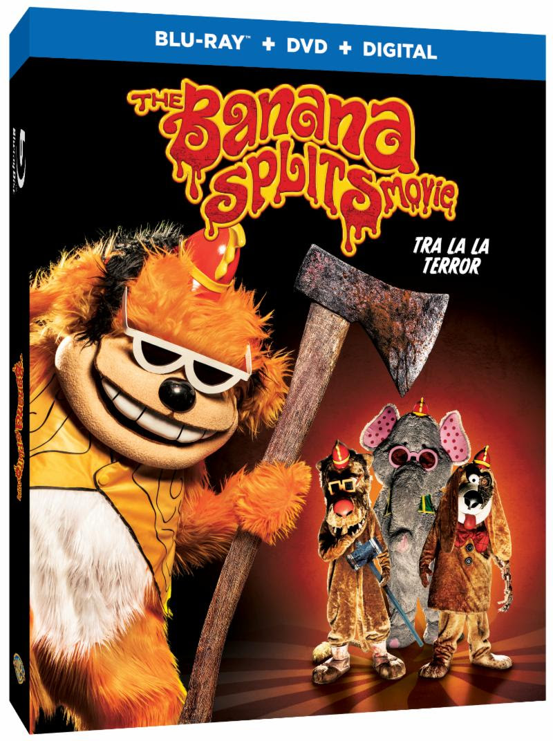the banana splits movie blu-ray