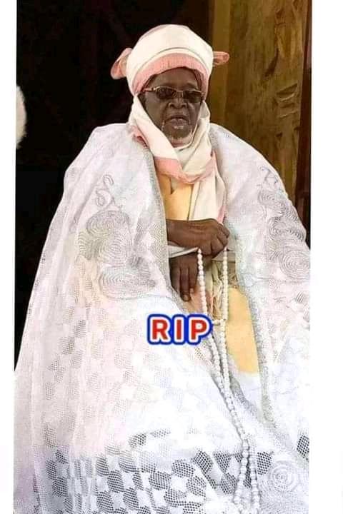 Alhaji sa'adu Kawu Haliru estu lafiyagi reportly Dead
