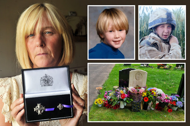 My son was killed in Afghanistan 12 years ago today and my soul was torn in two – we still don't have closure