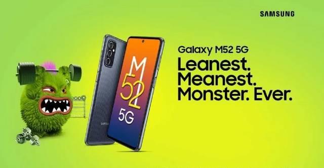 Samsung Galaxy M52 5G Price in Nepal