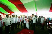 Lantik Pengurus PMI Bolsel, Kandouw Minta Pengurus Laksanakan Tugas Sebaik-baiknya