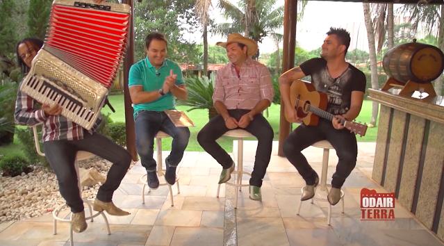Odair Terra relembra participação de Kenneth Wallace, ex-vocalista dos Meninos de Goiás (Foto: Divulgação)