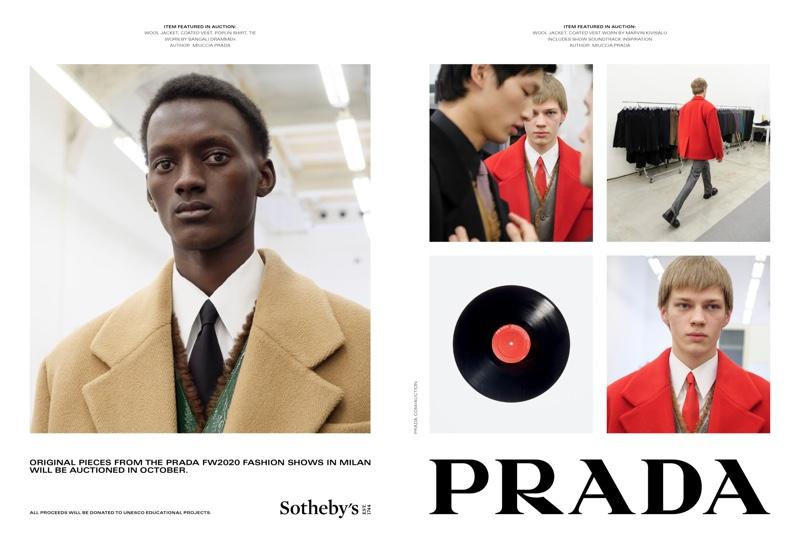 Prada Fall/Winter 2020 Campaign