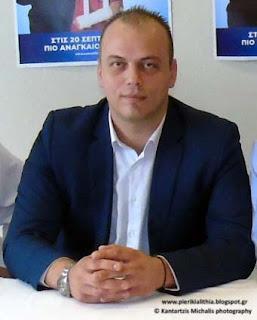 Νίκος Μακρίδης: Τι γίνεται με την Πλατεία Ευκαρπίδη; (ΒΙΝΤΕΟ)