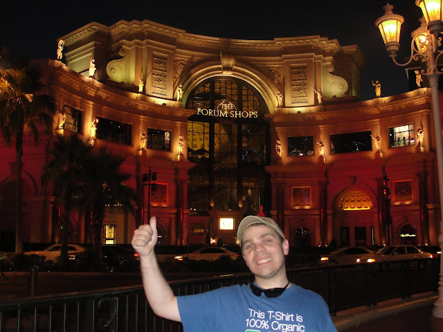 Forum Shops, no Caesars Palace, Las Vegas.