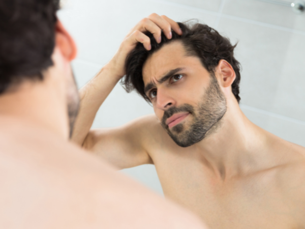 5 ways to stop hair loss without surgery