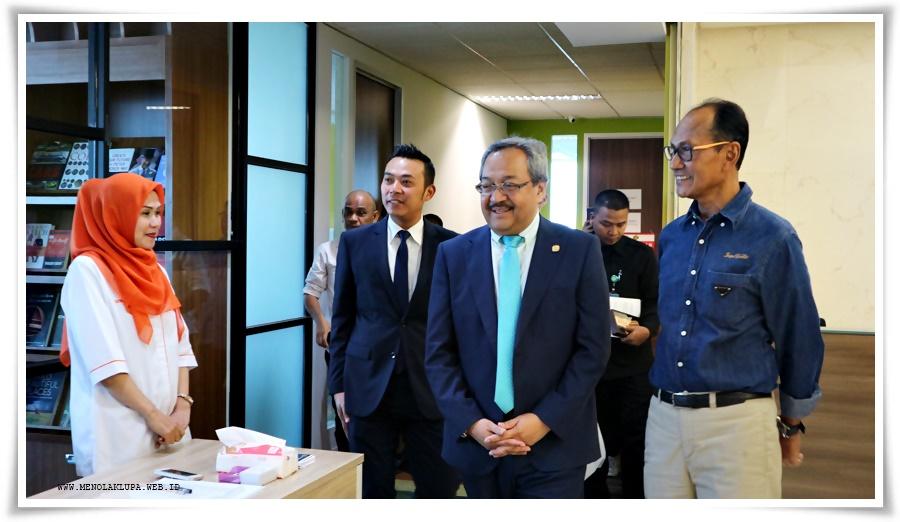 KLIS tempat tes MUET Malaysia di jakarta