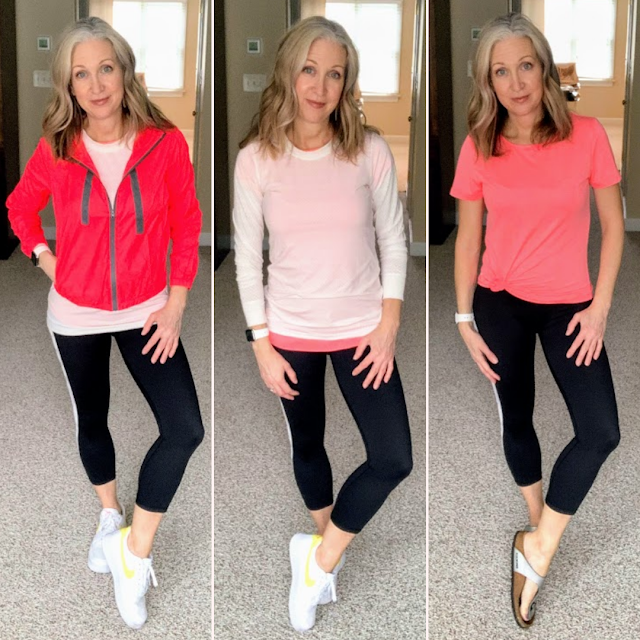 How to layer your clothes, tips for layering clothes, tips for layering clothes for warmth, how to layer clothes for spring, spring style, zyia spring style, zyia long sleeve shirts, zyia jackets, zyia layering pieces