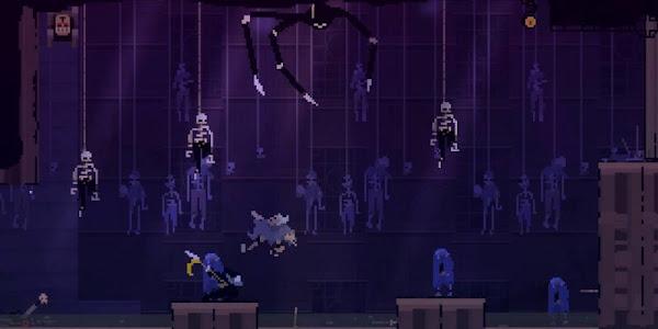 Olija gameplay scene