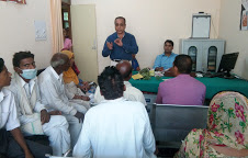 Awareness camps to prevent diseases