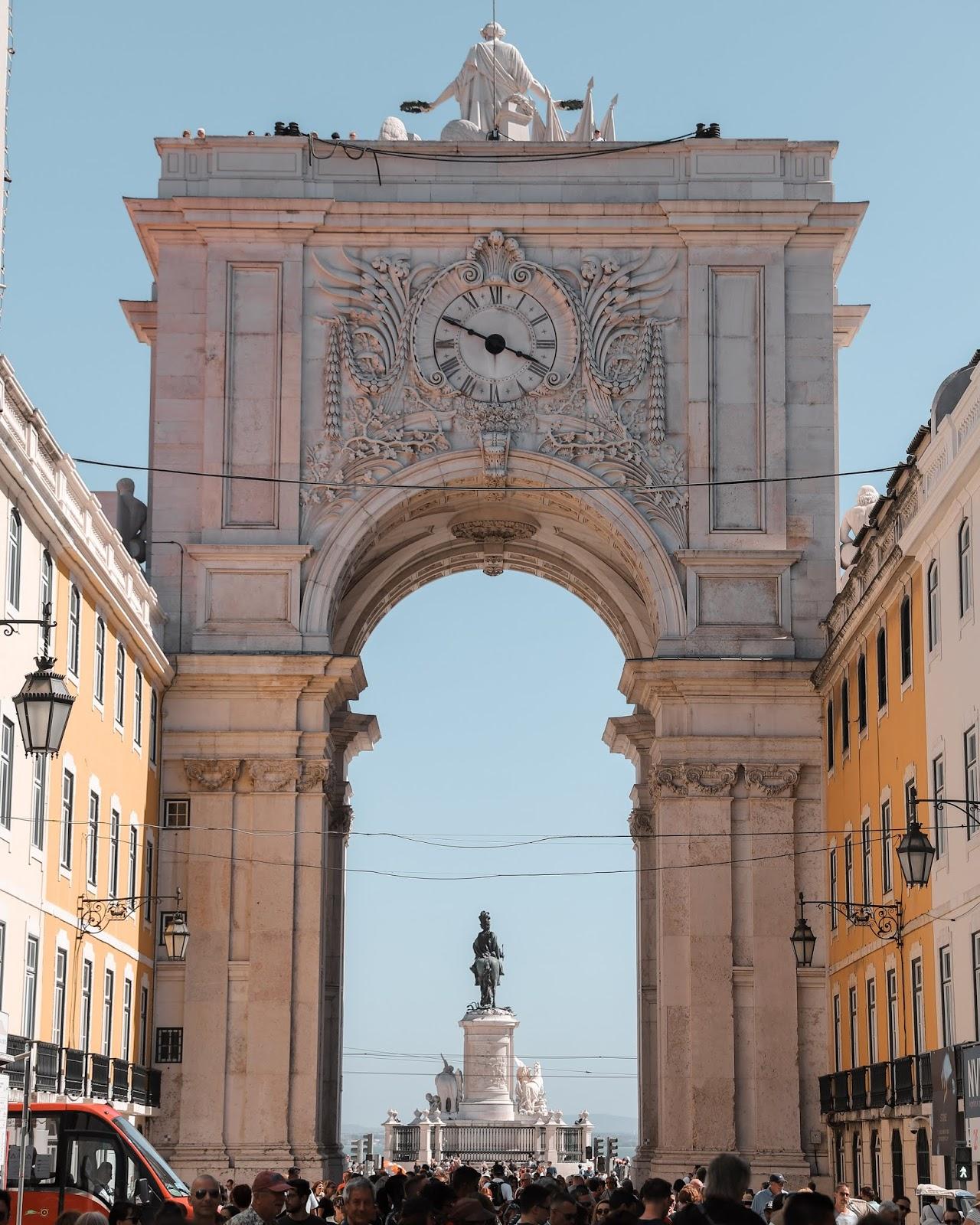 The Commerce Square, Praça do Comércio | Tips and Tricks