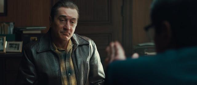 Robert De Niro Martin Scorsese | The Irishman Netflix
