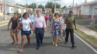 Vereadora Sandra Kennedy comemora a extensão dos serviços dos Correios para mais de 7 mil pessoas em Registro-SP