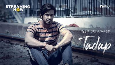 Tadap 2020 Fliz Movies full  hindi web series download Tamilrockers