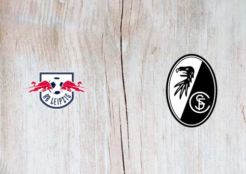 RB Leipzig vs Freiburg -Highlights 07 November 2020