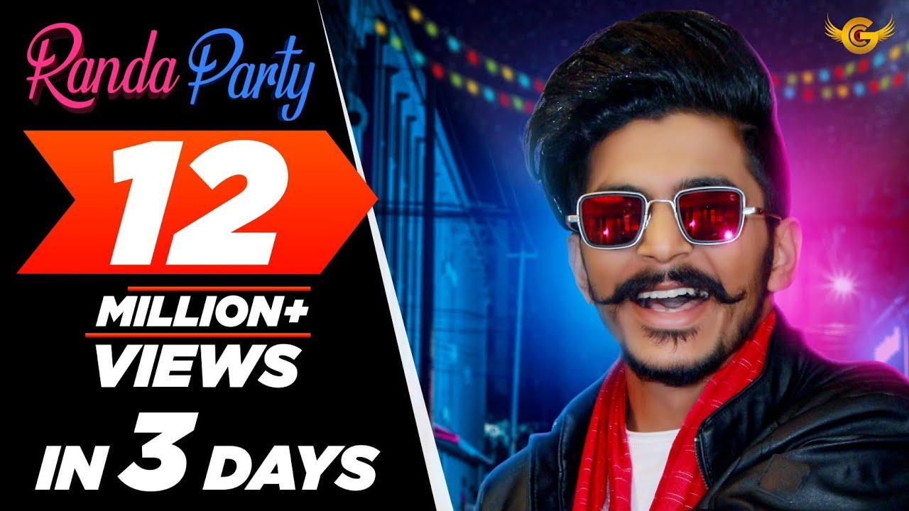 Randa Party : Song Lyrics, Mp3 download | Gulzaar Chhaniwala