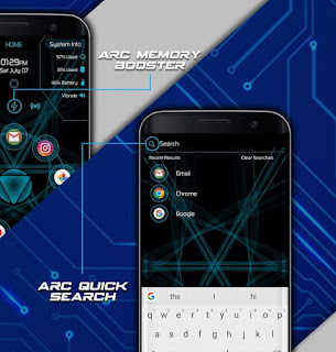 ARC Launcher 2018 Themes, HD v8.9 Pro APK