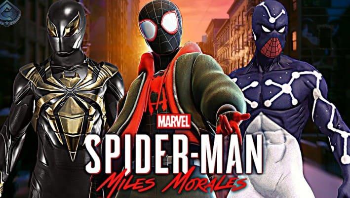 تحميل لعبة Spider-Man Miles Morales للكمبيوتر