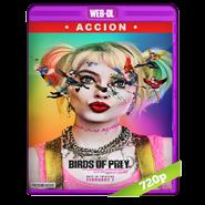 Aves de presa (y la fantabulosa emancipación de Harley Quinn) (2020) 720p WEB-DL Audio Dual