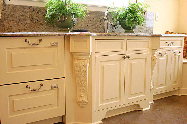 simplifying remodeling kitchen confidential the case for Small Kitchens and Baths Kitchen and Bath Remodeling