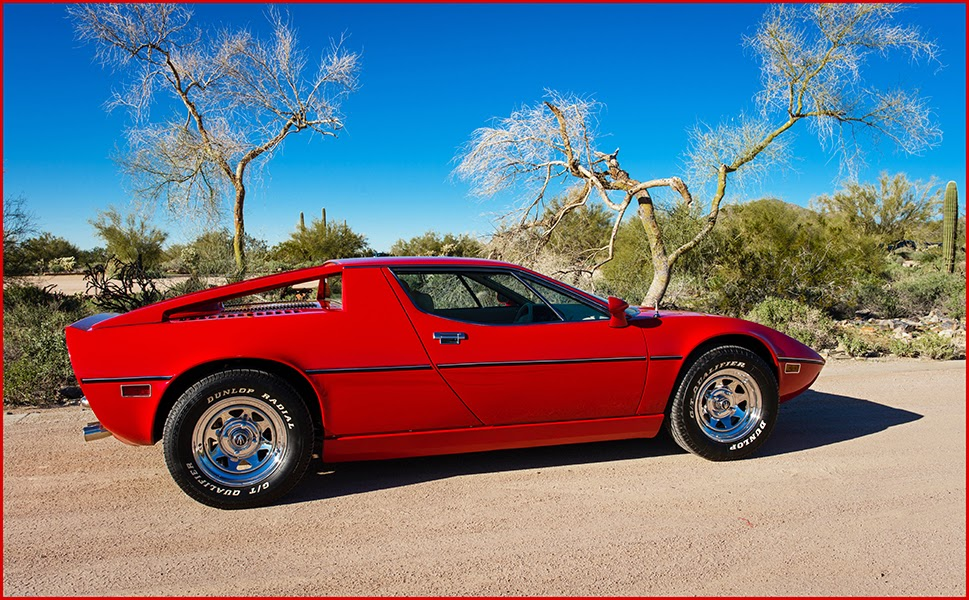 daily turismo 20k panterak 1975 maserati merak chevy v8. Black Bedroom Furniture Sets. Home Design Ideas