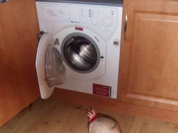 Why Does My Child Stare At The Washing Machine?