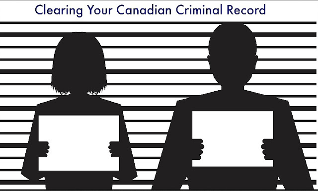Clearing Your Canadian Criminal Record