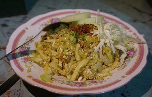 10 Kuliner Makanan Khas Bantul, Yogyakarta - Mie Des Bantul