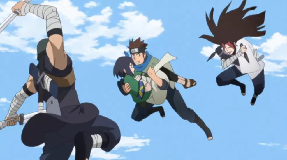 Favorit! Inilah 10+ Kata yang Menjadi Kebiasaan Para Shinobi di Naruto dan Boruto