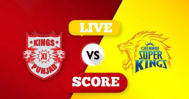 IPL 2018 Match 12 KXIP vs CSK Live Score and Full Scorecard