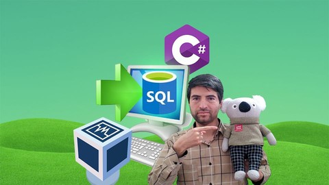 SQL in C# Series Publish SQL Server Apps by C# in Users PC