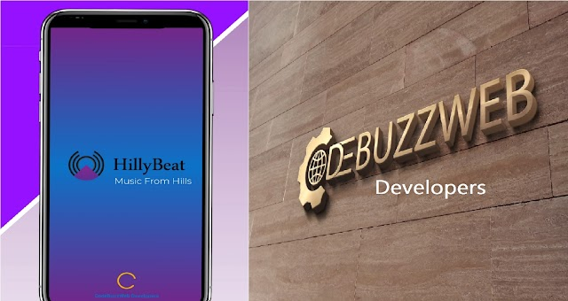 Hillybeat app and Website  by Codebuzzweb Developers with lots of new feature