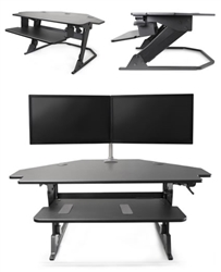 Volante height adjustable workstation