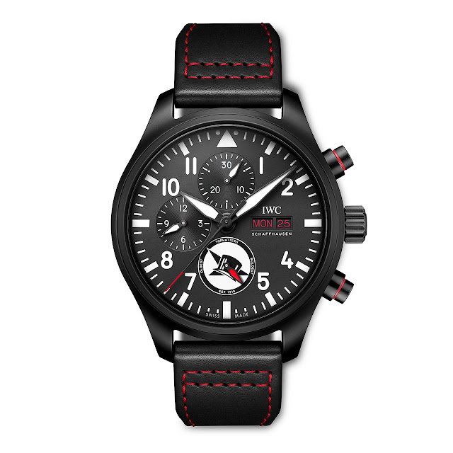 """IWC Pilot's Watch Chronograph Edition """"Tophatters"""" (ref. IW389108)"""