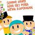 Kata Mutiara Ucapan BBM SMS Menyambut Bulan Ramadhan (Selamat Bulan Puasa)
