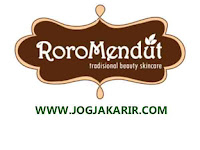 Lowongan Kerja Yogyakarta di Roro Mendut Traditonal Skincare Juli 2020