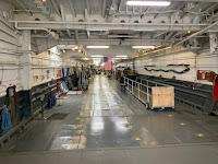 LST 325 Vehicle Deck