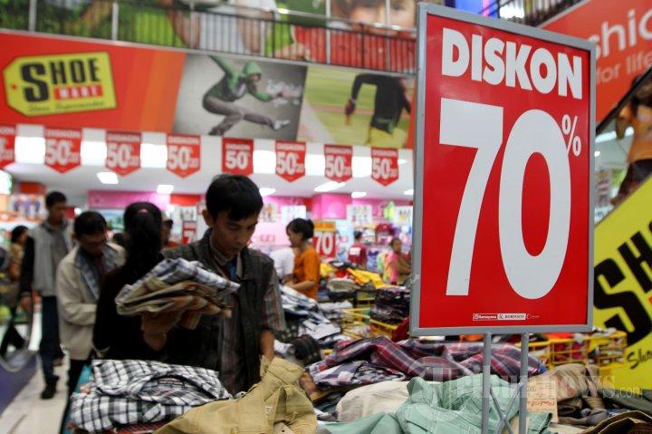 Sepi Pengunjung, Matahari Store di Pasaraya Blok M Tutup Akhir September