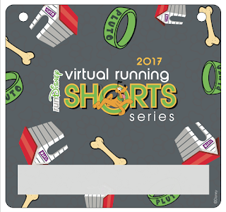 Virtual Run Disney Shorts