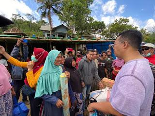 Gubernur Dengar Curhat Warga Batu Rotok, Selain Rumah, Fasilitas Dasar Masyakarat Jadi Atensi Pemda