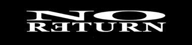 No Return_logo