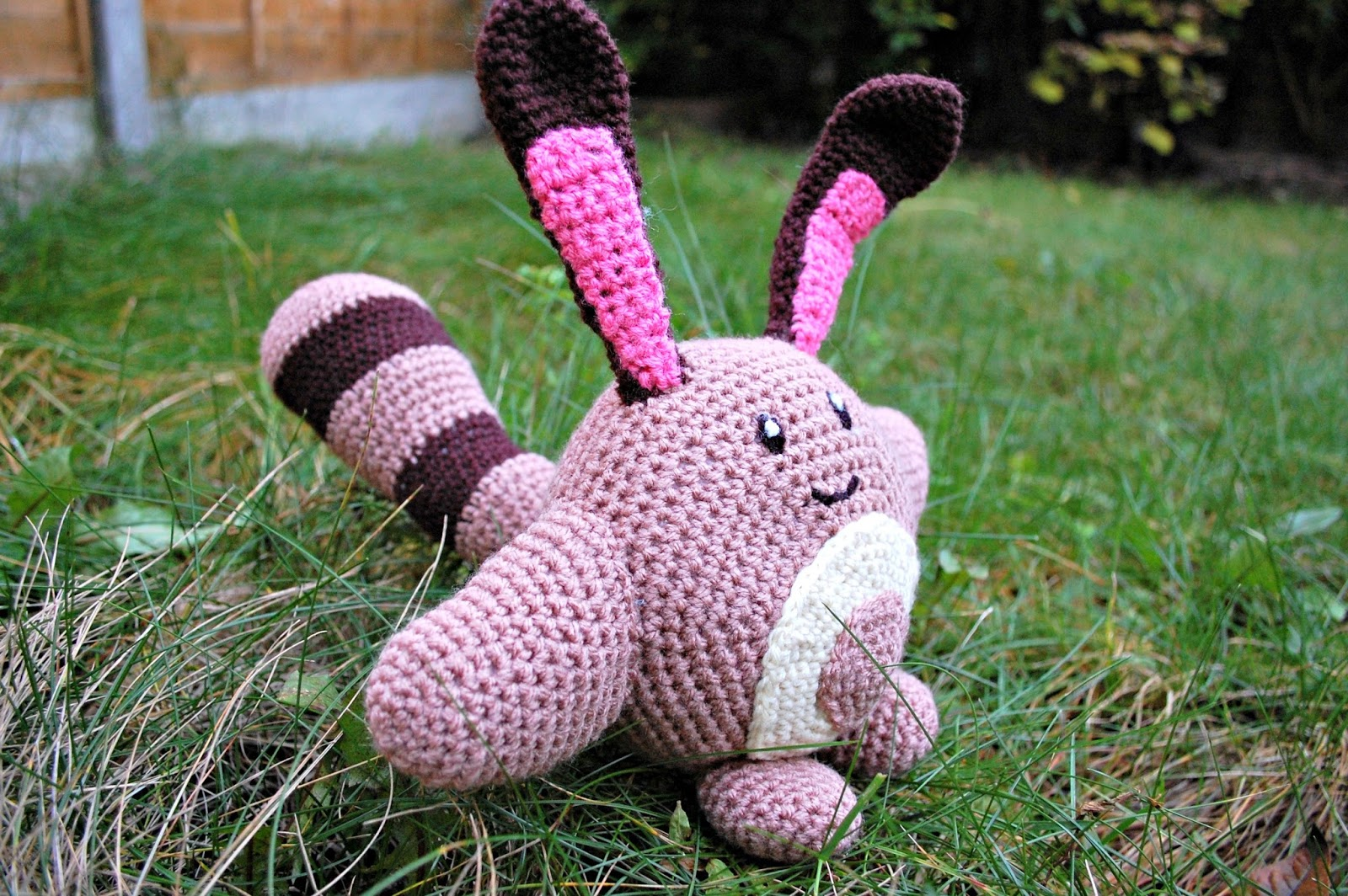 The geeky knitter free pokemon crochet pattern sentret hi everyone and welcome to a new free crochet pattern for those non pokemon friends just spend some time with me and we will fix that and generation i bankloansurffo Choice Image