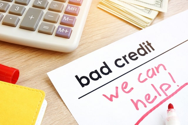 how to get a business loan with bad credit sba loans approved