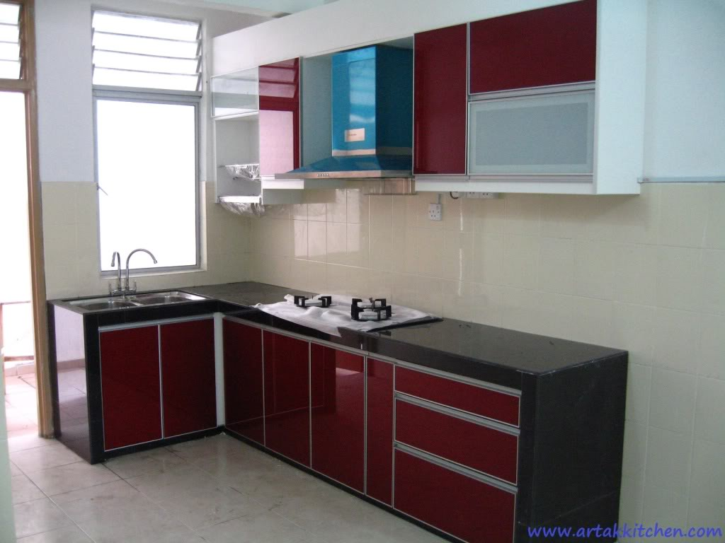 Design Kitchen Cabinets for Small Kitchen Modern - Home Cheap Solution
