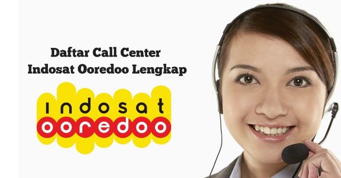 Nomer Call Center CS Indosat Ooredoo 24 Jam