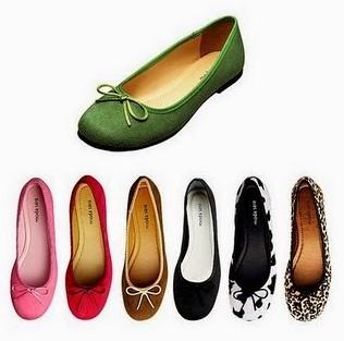Sepatu Model Balet Untuk Tampil Berbagai Gaya Trendy