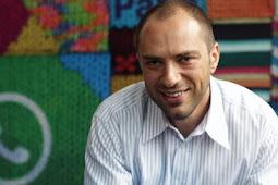 Kisah CEO WhatsApp Dari Tukang Sapu Sampai Menjadi Miliarder