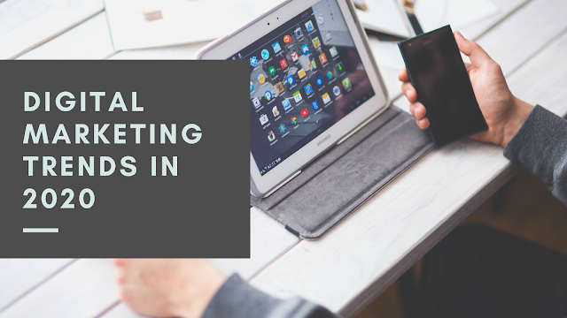 Digital Marketing Trend You Need to Know in 2020.